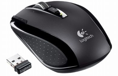 Logitech VX Nano Cordless Laser Mouse for Notebooks