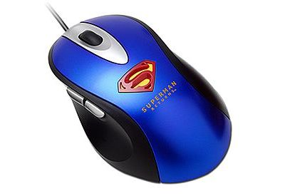 Superman Returns optical mouse